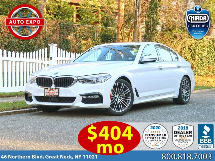 Used BMW 5 Series 540i xDrive M Sport Package 2018 | Auto Expo Ent Inc.. Great Neck, New York