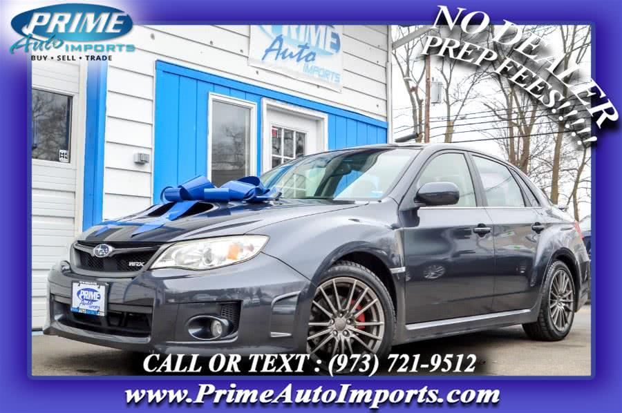 Used 2014 Subaru Impreza Sedan WRX in Bloomingdale, New Jersey | Prime Auto Imports. Bloomingdale, New Jersey