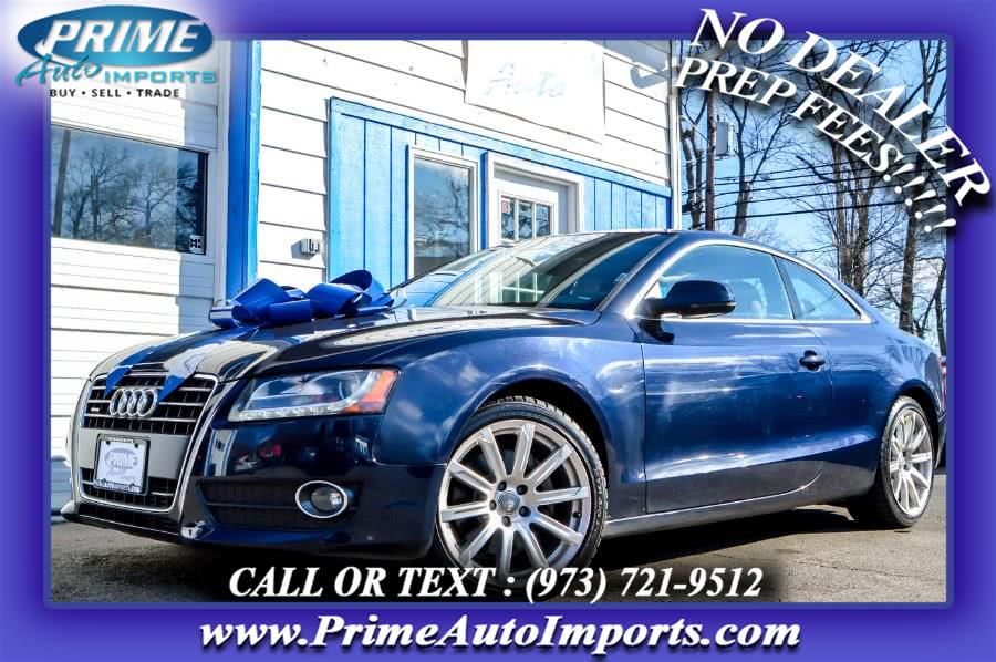 Used 2011 Audi A5 in Bloomingdale, New Jersey | Prime Auto Imports. Bloomingdale, New Jersey