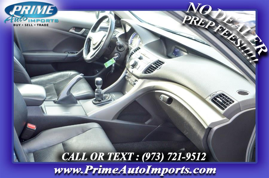 Used Acura TSX 4dr Sdn Man 2009 | Prime Auto Imports. Bloomingdale, New Jersey