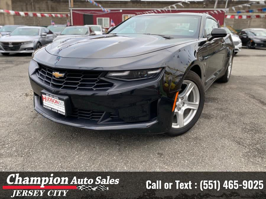 Used Chevrolet Camaro 2dr Cpe 1LT 2020   Champion Auto Sales of JC. Jersey City, New Jersey