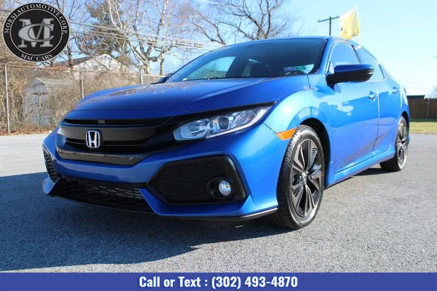 Used Honda Civic Hatchback EX 2018 | Morsi Automotive Corp. New Castle, Delaware