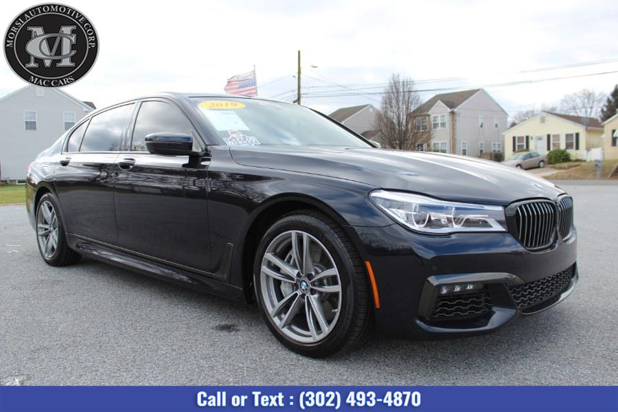 Used BMW 7 Series 750i xDrive Sedan 2019 | Morsi Automotive Corp. New Castle, Delaware