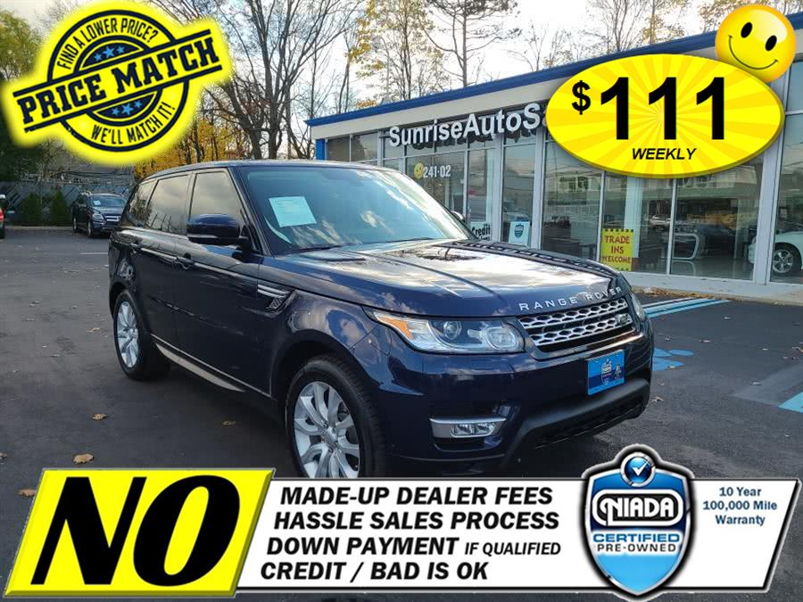 Used Land Rover Range Rover Sport 4WD 4dr HSE 2014 | Sunrise Auto Sales of Elmont. Elmont, New York