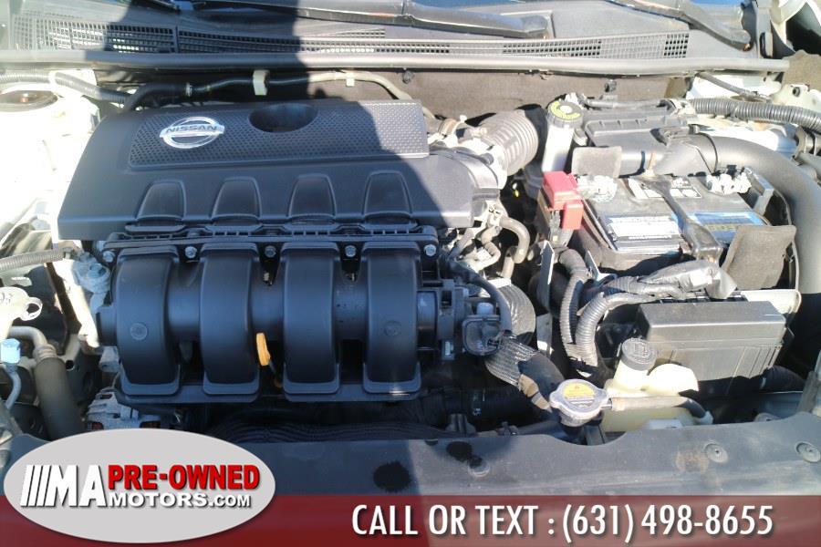 Used Nissan Sentra 4dr Sdn I4 CVT S 2015 | M & A Motors. Huntington, New York