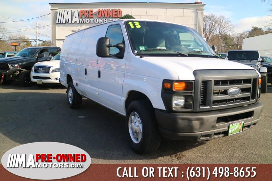 Used 2013 Ford Econoline EXT Cargo Van in Huntington, New York | M & A Motors. Huntington, New York