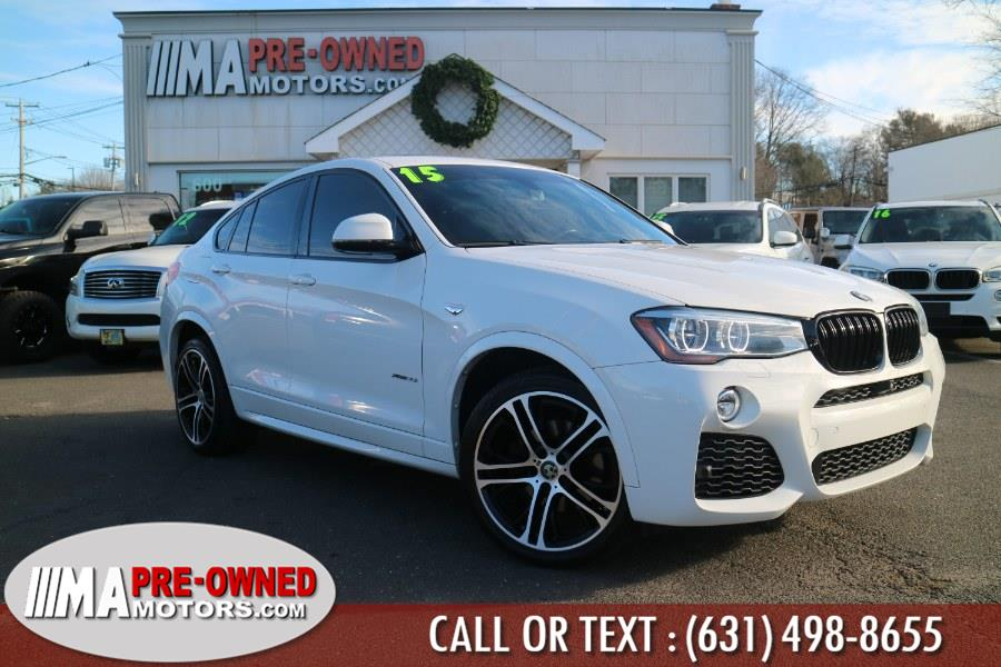 Used 2015 BMW X4 in Huntington, New York | M & A Motors. Huntington, New York