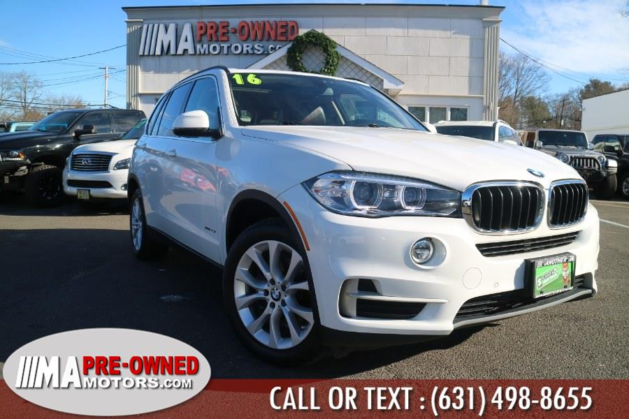 Used BMW X5 AWD 4dr xDrive35i 7 PASSENGER 2016 | M & A Motors. Huntington, New York