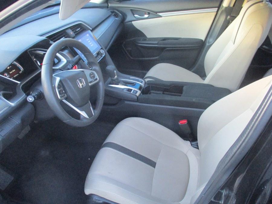 Used Honda Civic Sedan EX CVT 2017 | Universal Motors LLC. New Britain, Connecticut
