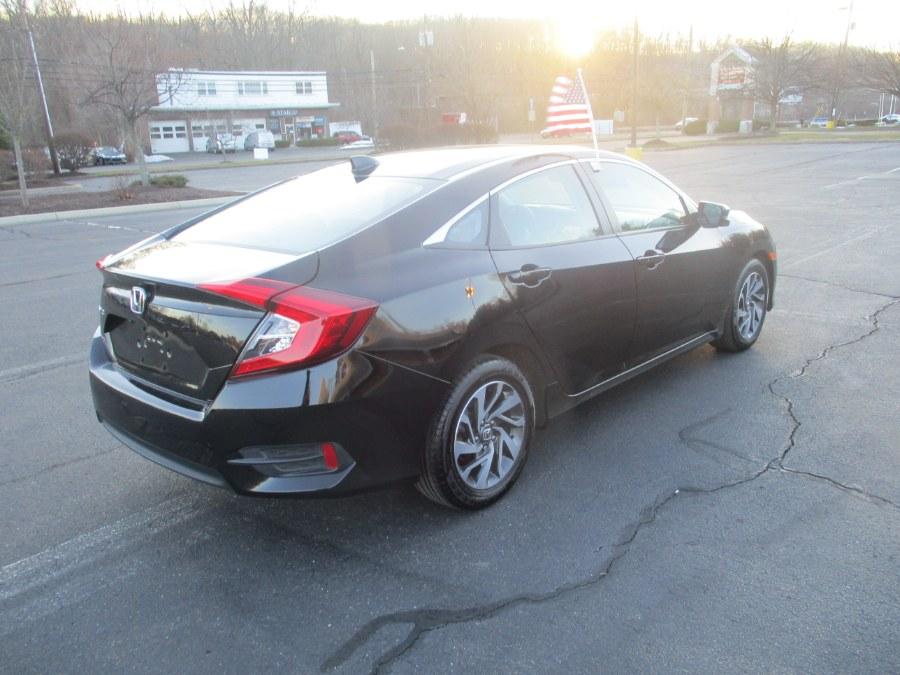 Used Honda Civic Sedan EX CVT 2017   Universal Motors LLC. New Britain, Connecticut