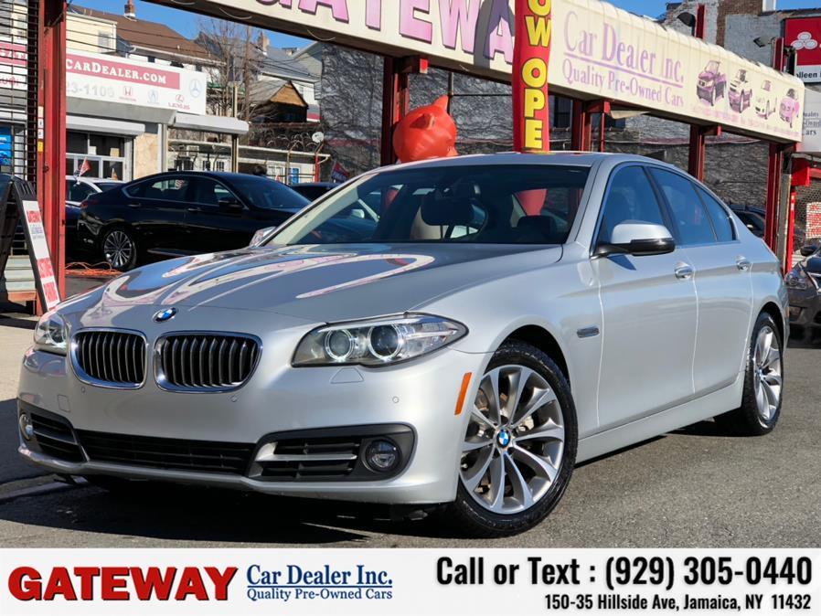 Used 2016 BMW 5 Series Sport in Jamaica, New York | Gateway Car Dealer Inc. Jamaica, New York