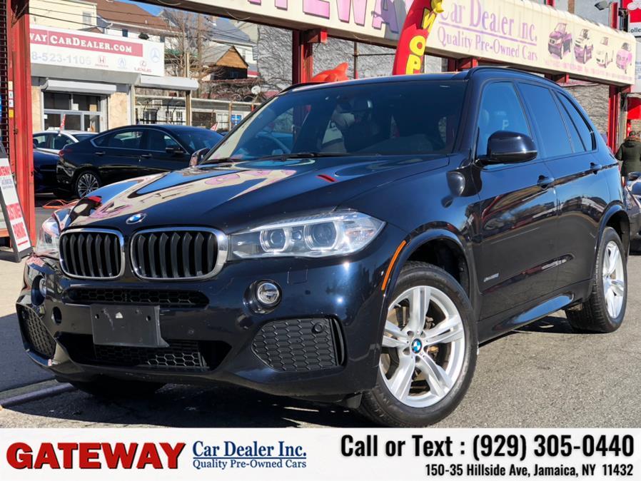 Used 2016 BMW X5 M Sport in Jamaica, New York | Gateway Car Dealer Inc. Jamaica, New York