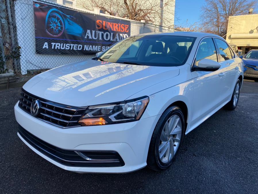 Used 2018 Volkswagen Passat in Jamaica, New York | Sunrise Autoland. Jamaica, New York