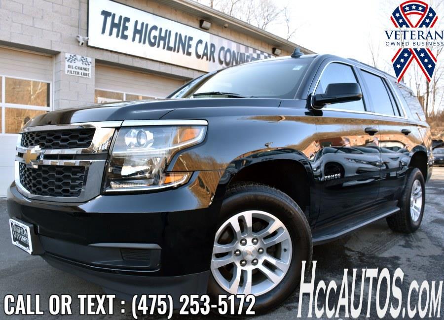 Used 2020 Chevrolet Tahoe in Waterbury, Connecticut | Highline Car Connection. Waterbury, Connecticut