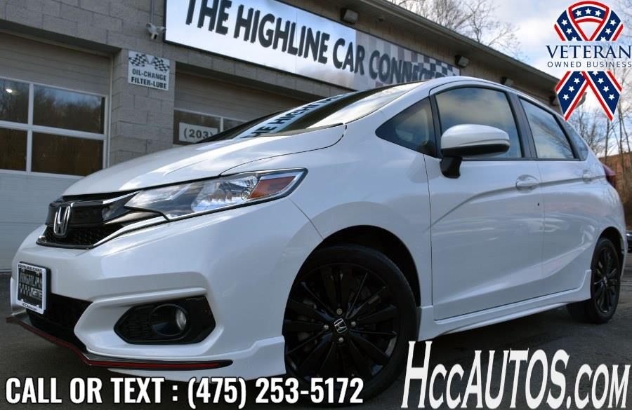Used 2018 Honda Fit in Waterbury, Connecticut | Highline Car Connection. Waterbury, Connecticut