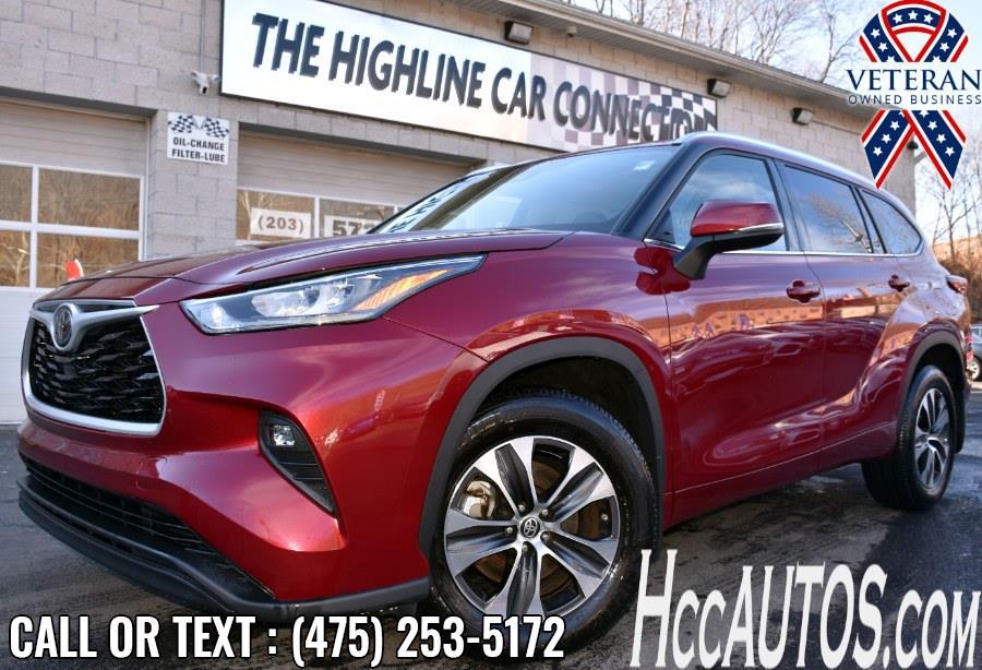Used 2020 Toyota Highlander in Waterbury, Connecticut | Highline Car Connection. Waterbury, Connecticut