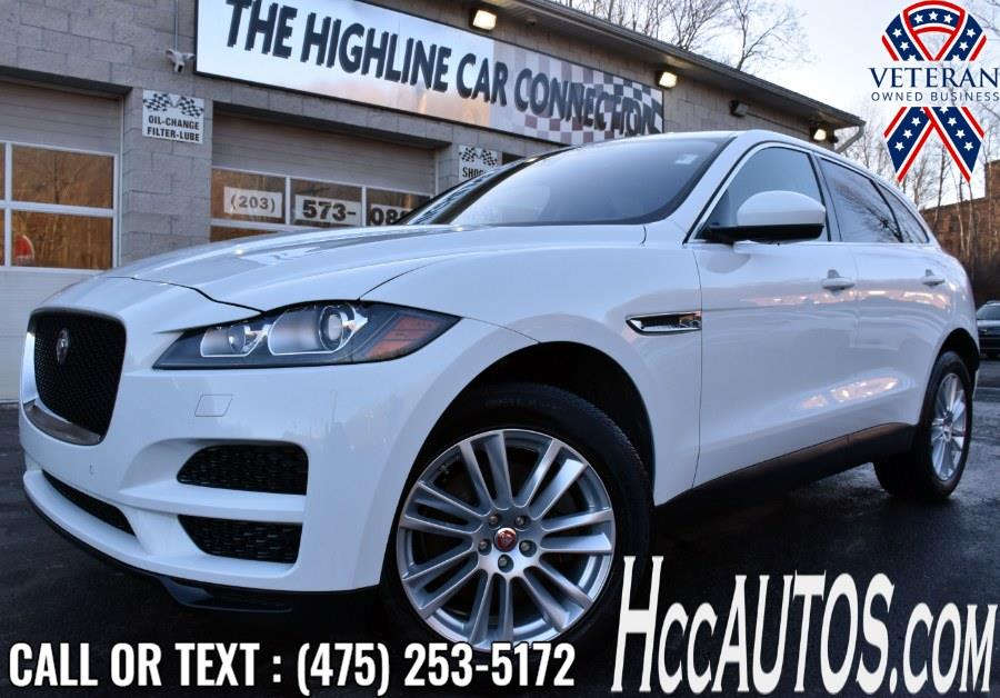 Used 2020 Jaguar F-PACE in Waterbury, Connecticut | Highline Car Connection. Waterbury, Connecticut