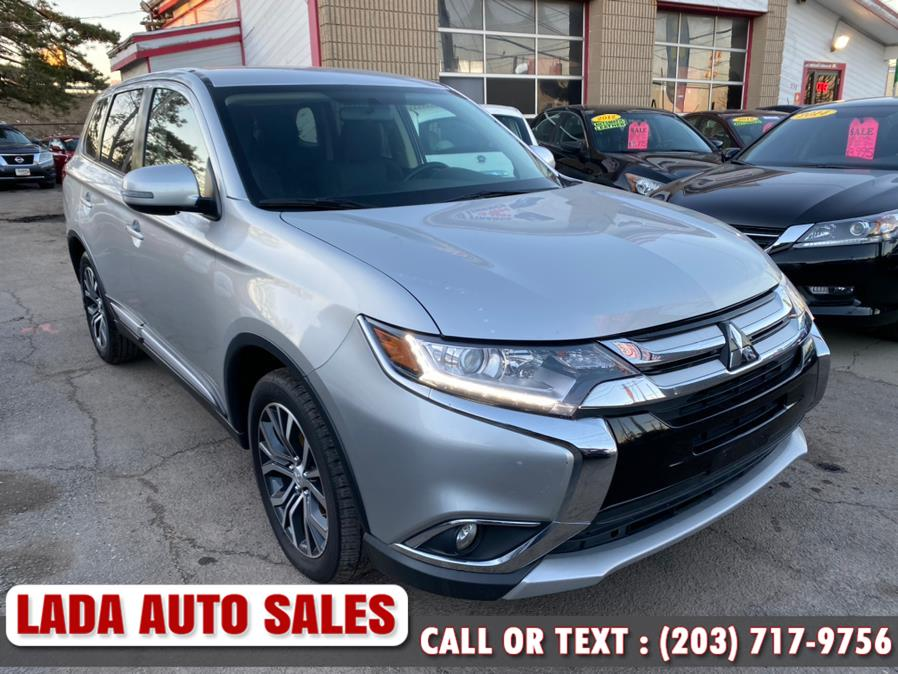 Used Mitsubishi Outlander SE 2018 | Lada Auto Sales. Bridgeport, Connecticut