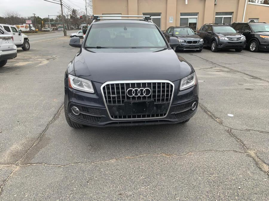 Used Audi Q5 quattro 4dr 3.0T Premium Plus 2013 | J & A Auto Center. Raynham, Massachusetts