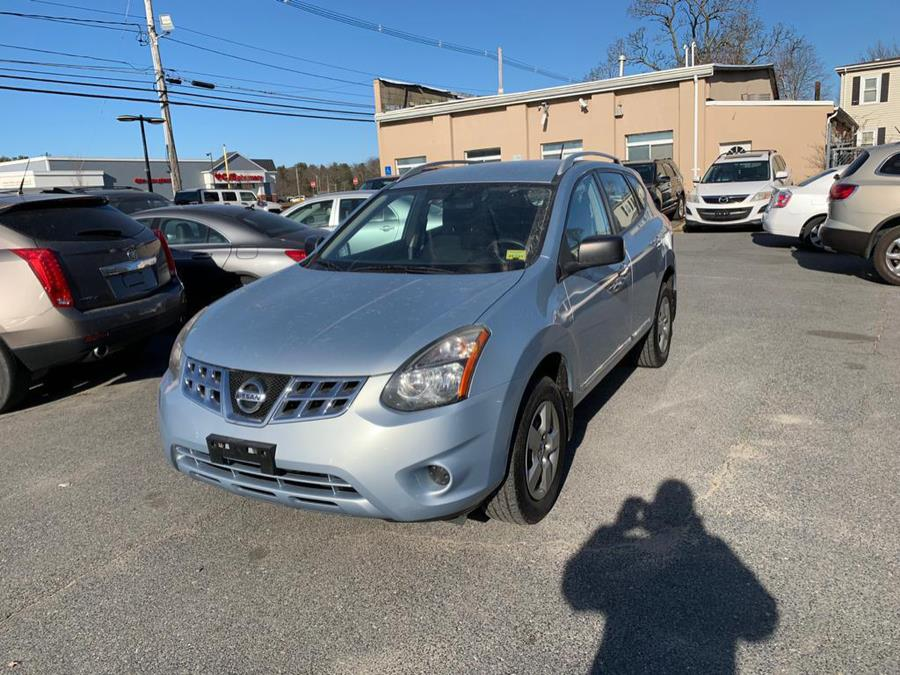 Used Nissan Rogue Select AWD 4dr S 2014 | J & A Auto Center. Raynham, Massachusetts