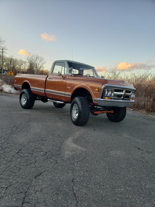 Used GMC 2500 396 big block 1971 | Tony's Auto Sales. Waterbury, Connecticut
