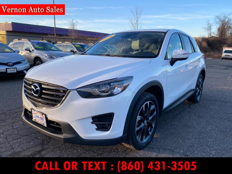 Used 2016 Mazda CX-5 in Manchester, Connecticut | Vernon Auto Sale & Service. Manchester, Connecticut