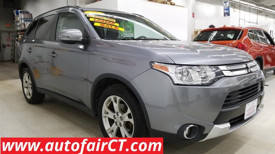 Used 2015 Mitsubishi Outlander in West Haven, Connecticut