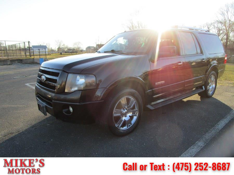Used 2007 Ford Expedition EL in Stratford, Connecticut | Mike's Motors LLC. Stratford, Connecticut