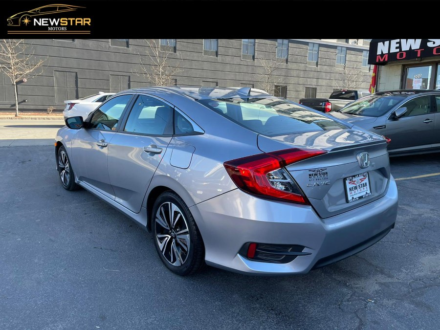 Used Honda Civic Sedan EXL NAV/HEATED SEATS 2017 | New Star Motors. Chelsea, Massachusetts