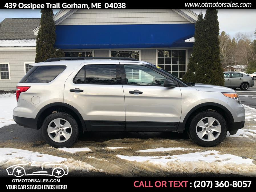 Used Ford Explorer 4WD 4dr Base 2014 | Ossipee Trail Motor Sales. Gorham, Maine