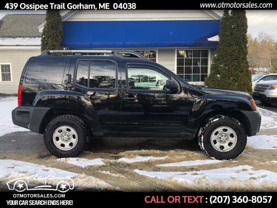 Used 2014 Nissan Xterra in Gorham, Maine | Ossipee Trail Motor Sales. Gorham, Maine