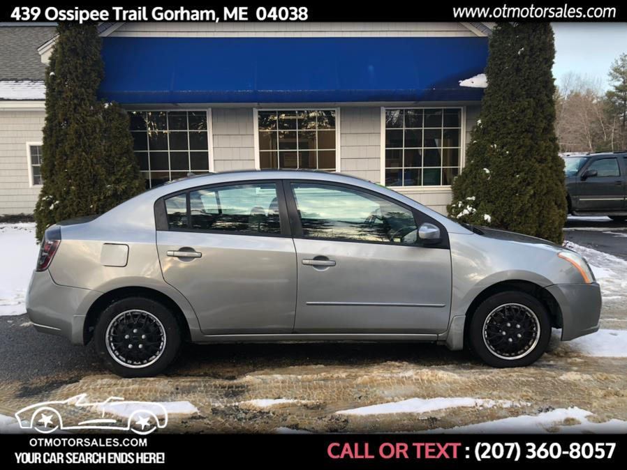 Used 2008 Nissan Sentra in Gorham, Maine | Ossipee Trail Motor Sales. Gorham, Maine