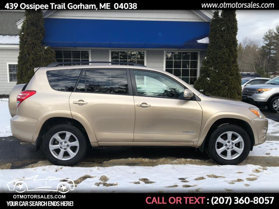 Used 2012 Toyota RAV4 in Gorham, Maine | Ossipee Trail Motor Sales. Gorham, Maine