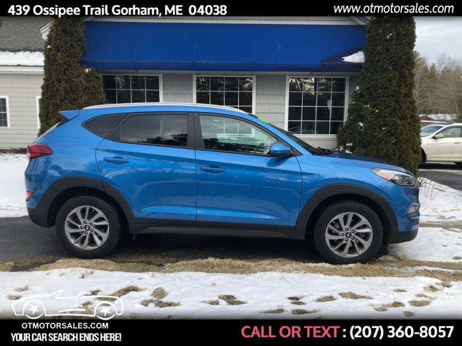 Used 2016 Hyundai Tucson in Gorham, Maine | Ossipee Trail Motor Sales. Gorham, Maine