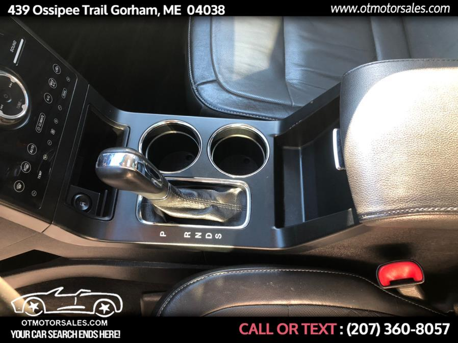 Used Ford Flex 4dr Limited AWD w/EcoBoost 2013 | Ossipee Trail Motor Sales. Gorham, Maine
