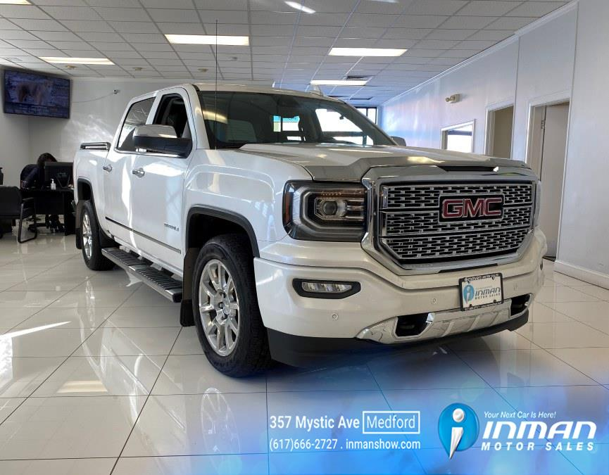 Used 2016 GMC Sierra 1500 in Medford, Massachusetts | Inman Motors Sales. Medford, Massachusetts