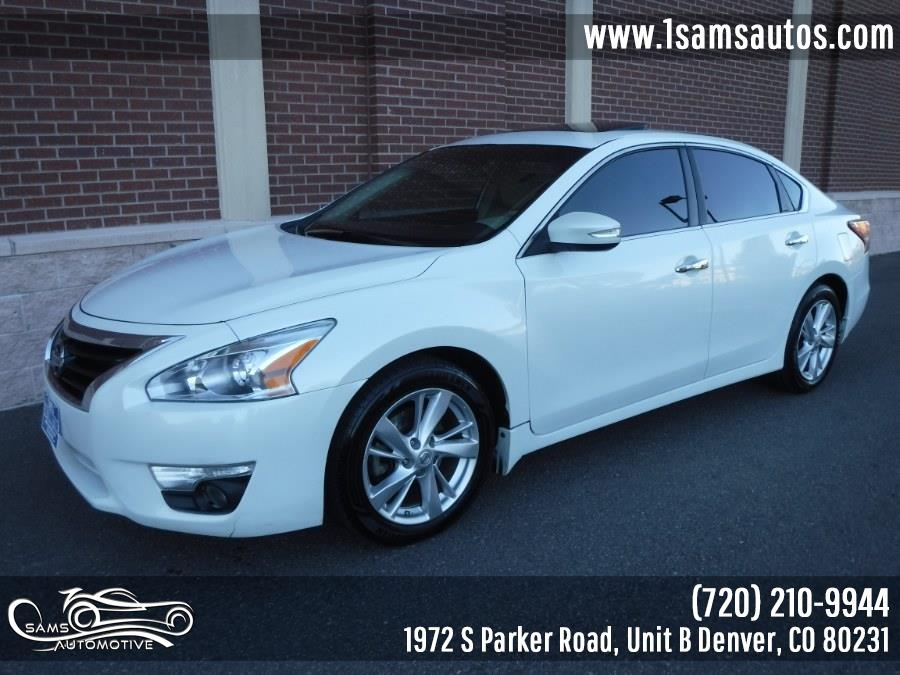 Used 2013 Nissan Altima in Denver, Colorado | Sam's Automotive. Denver, Colorado