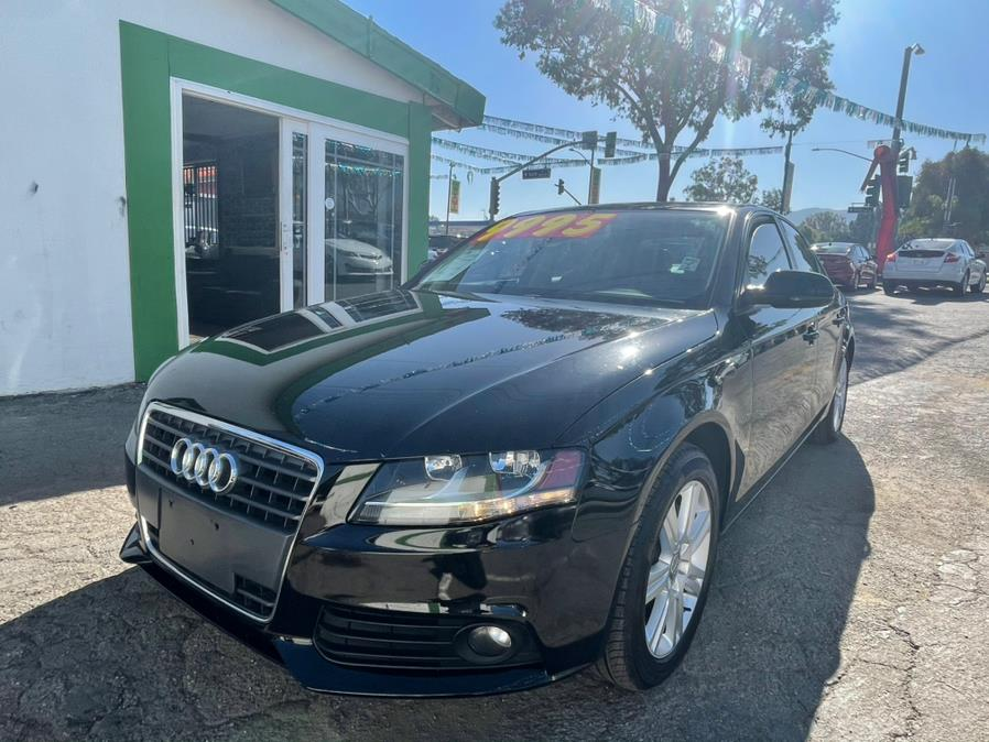 Used Audi A4 4dr Sdn CVT FrontTrak 2.0T Premium 2011 | Green Light Auto. Corona, California