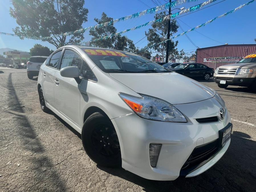 Used 2015 Toyota Prius in Corona, California | Green Light Auto. Corona, California