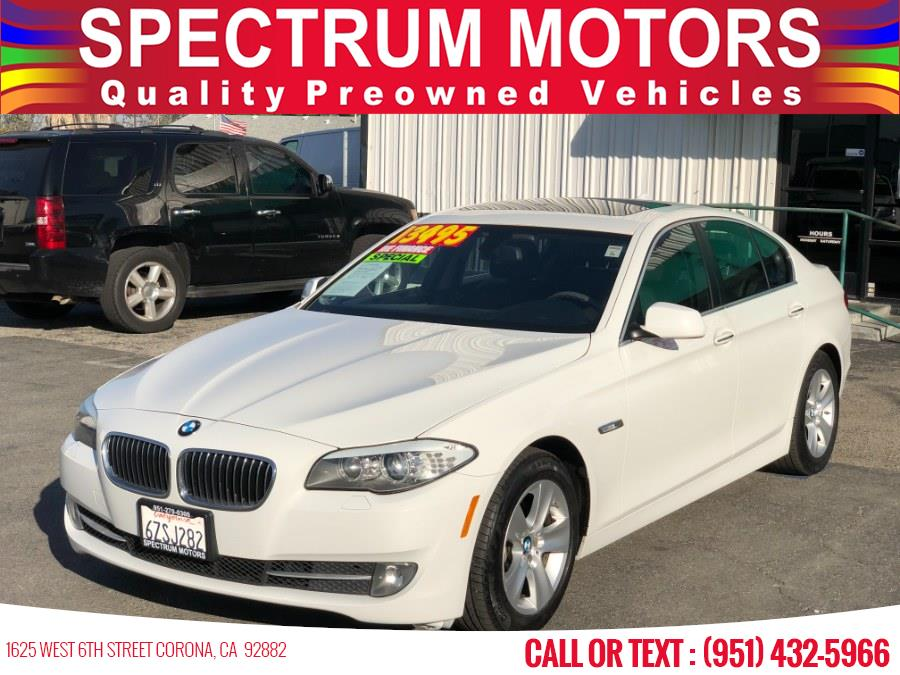 Used 2013 BMW 5 Series in Corona, California | Spectrum Motors. Corona, California