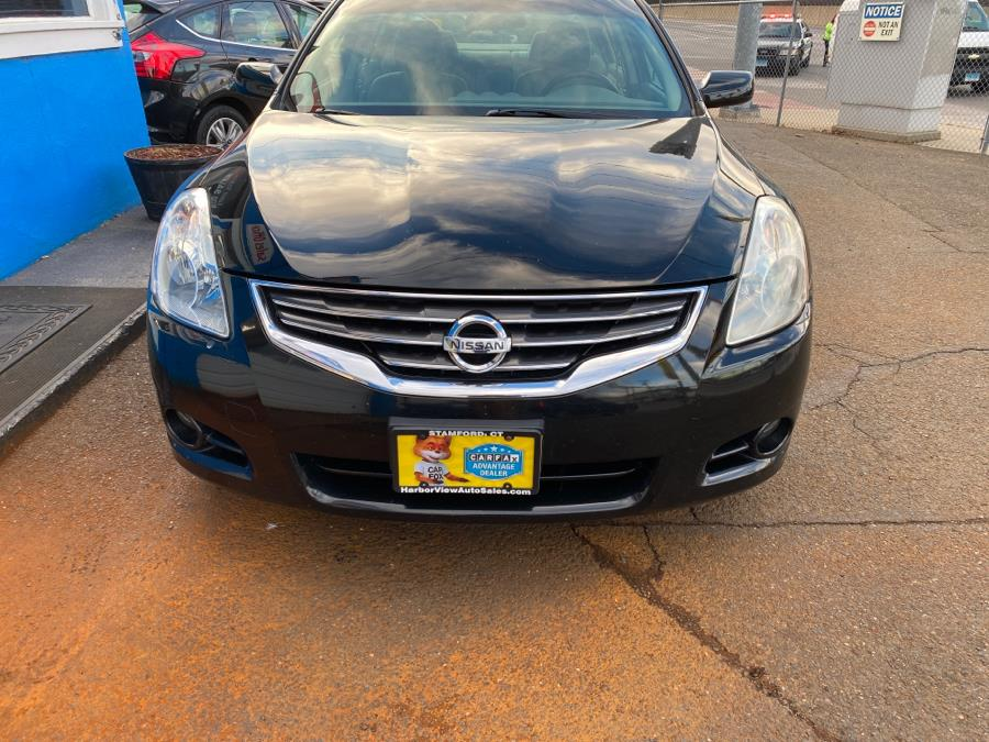 Used Nissan Altima 4dr Sdn I4 CVT 2.5 2011 | Harbor View Auto Sales LLC. Stamford, Connecticut