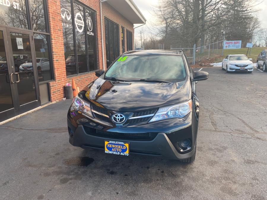 Used 2015 Toyota RAV4 in Middletown, Connecticut | Newfield Auto Sales. Middletown, Connecticut