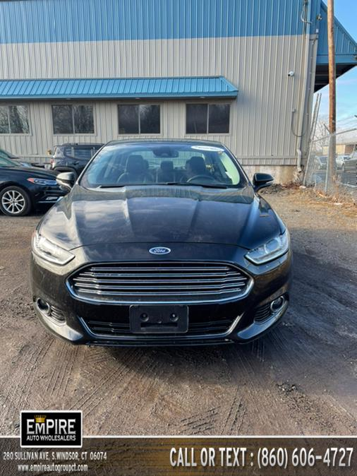 Used 2015 Ford Fusion Energi in S.Windsor, Connecticut | Empire Auto Wholesalers. S.Windsor, Connecticut