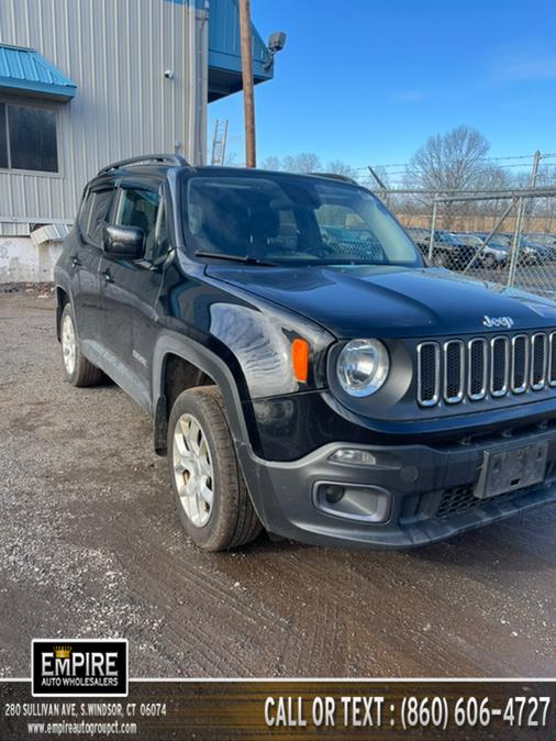 Used Jeep Renegade 4WD 4dr Latitude 2015 | Empire Auto Wholesalers. S.Windsor, Connecticut