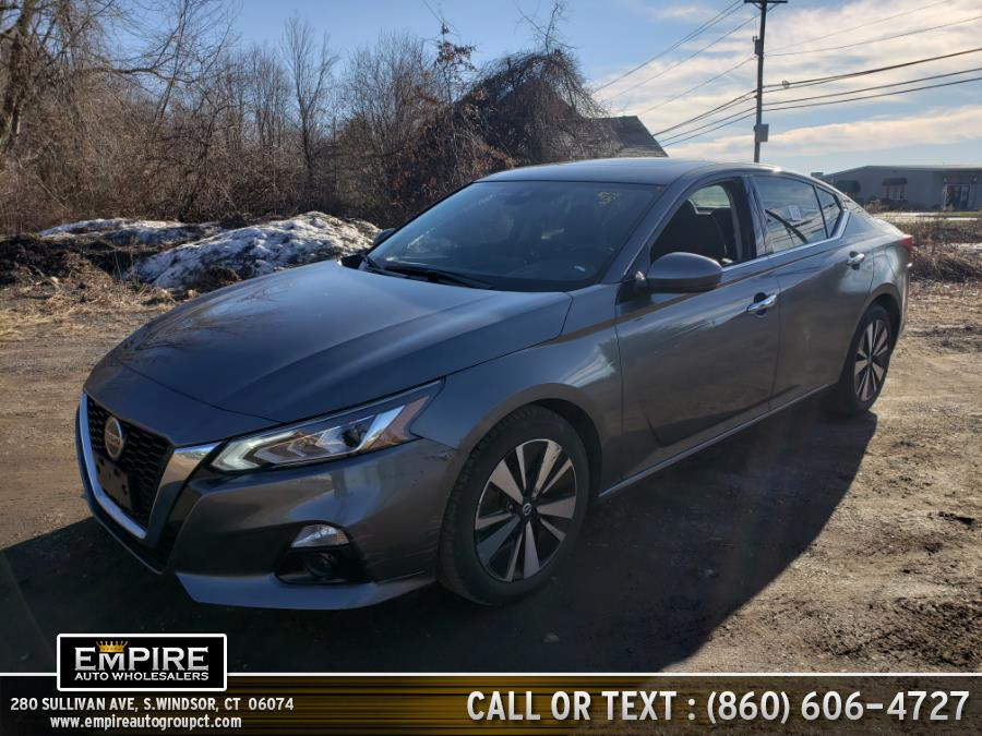 Used Nissan Altima 2.5 SV Sedan 2019 | Empire Auto Wholesalers. S.Windsor, Connecticut
