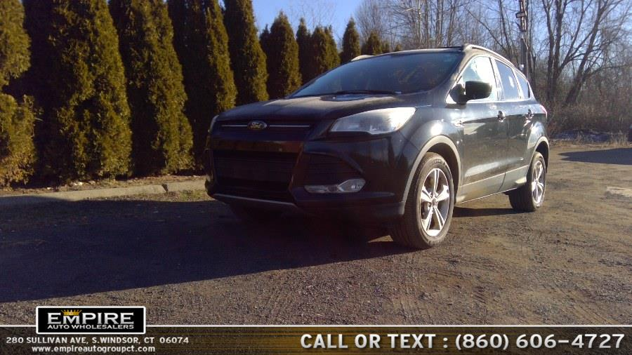 Used 2013 Ford Escape in S.Windsor, Connecticut | Empire Auto Wholesalers. S.Windsor, Connecticut