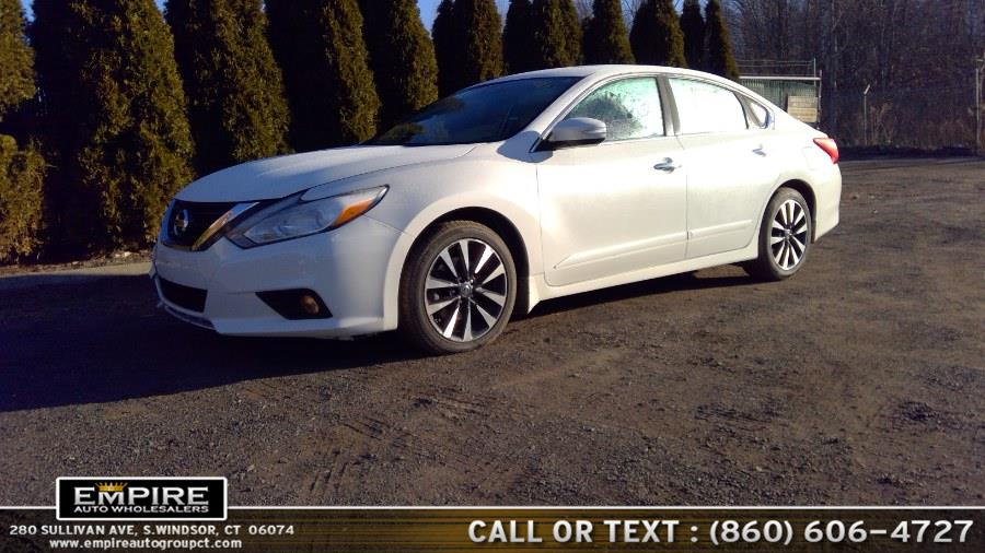 Used 2016 Nissan Altima in S.Windsor, Connecticut | Empire Auto Wholesalers. S.Windsor, Connecticut