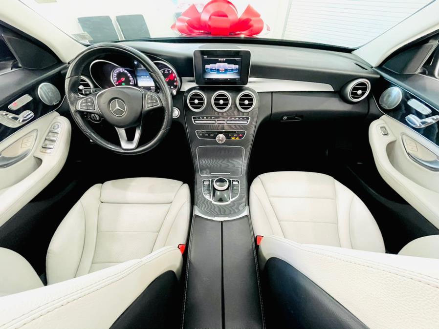 Used Mercedes-Benz C-Class C 300 4MATIC Sedan 2017 | Luxury Motor Club. Franklin Square, New York