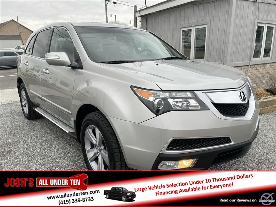 Used 2013 Acura MDX in Elida, Ohio | Josh's All Under Ten LLC. Elida, Ohio