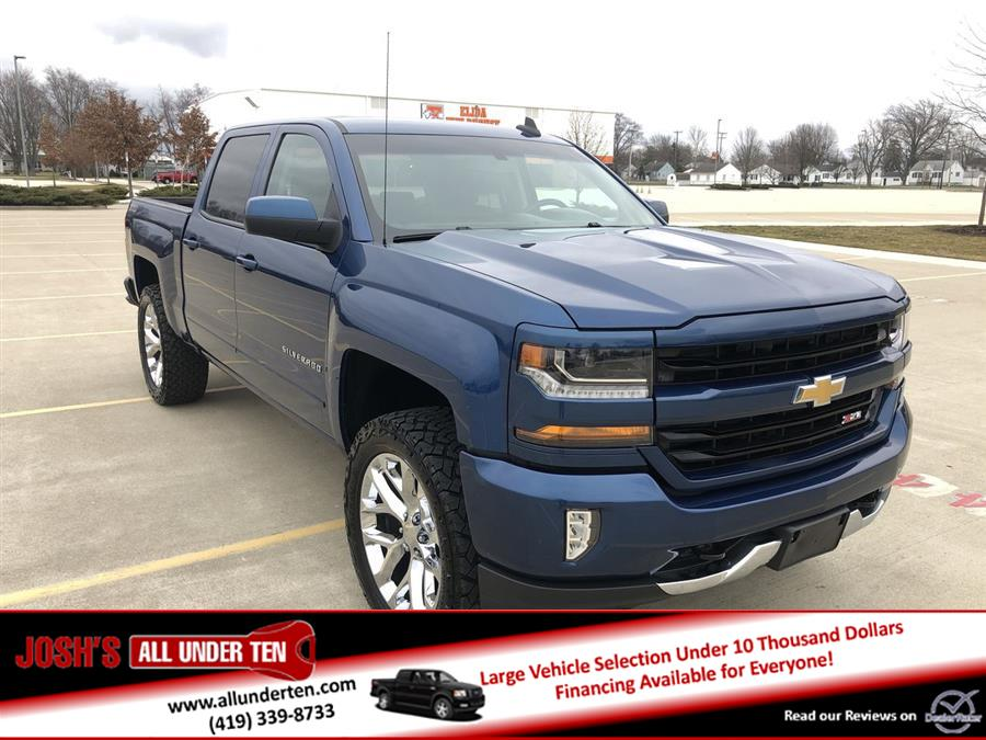Used 2017 Chevrolet Silverado 1500 in Elida, Ohio | Josh's All Under Ten LLC. Elida, Ohio